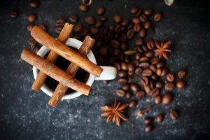 Přísady do kávy